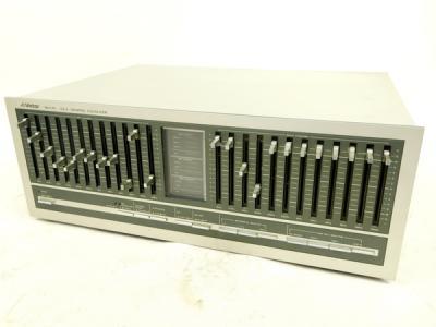 VICTOR ビクター SEA-7070  グラフィックイコライザー オーディオ機器