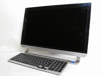 東芝 dynabook D71/TBS 21.5型 一体型 PC Win10 i7 8GB HDD2TB デスクトップパソコン