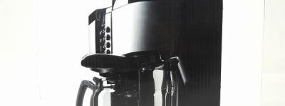 デバイスタイル コーヒーメーカー HA-W120 ブラック