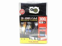 Tajima タジマ 3-BEAM LE-E301-W ホワイト ペタ LED ヘッド ライト