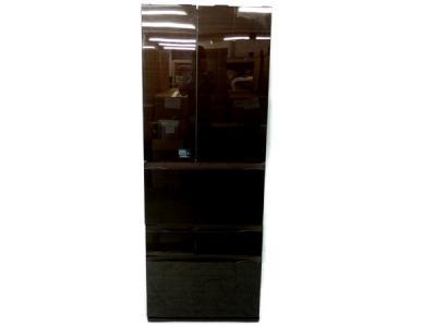 TOSHIBA 東芝 GR-H560FV(ZM) 冷蔵庫 555L 6ドア フレンチドア