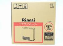 Rinnai リンナイ SRC-364E LP ガスファンヒーター プロパン パステルローズ