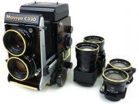 Mamiya C330 Special Selection 二眼レフ カメラ Select 2 80・55・180mm レンズ マミヤ