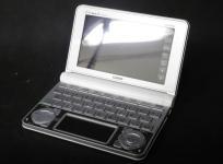 CASIO カシオ エクスワード XD-N9800 電子辞書 Ex-word ホワイト お得