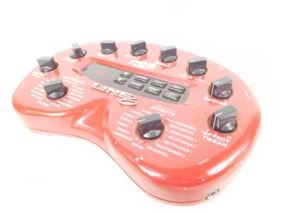 LINE6 POD Version2.0 ギター マルチエフェクター 楽器 ギター周辺機器(アンプ・エフェクター・パーツ) ギターアンプ アンプシミュレーター
