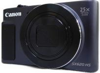 Canon キヤノン PowerShot SX620 HS(BK) デジタルカメラ コンデジ ブラック