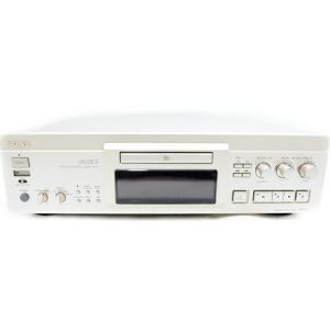SONY ソニー MDS-JA50ES MDプレーヤー