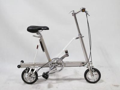折りたたみ自転車 Pacific Cycles Japan CarryMe エアータイヤ仕様