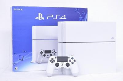 Sony PS4 PlayStation4 CUH-1200A ホワイト テレビゲーム プレイステーション4 PS4本体