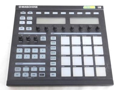 Native instruments MASCHINE CONTROLLER 付属有り 楽器 > DTM・レコーディング・PA機器 その他
