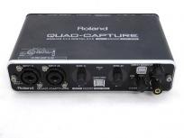 Roland QUAD-CAPTURE UA-55 インターフェース 楽器 DTM・レコーディング・PA機器 オーディオインターフェイス