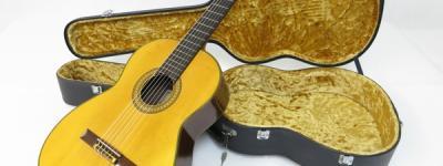 クラシックギター 西野春平 type 20 ハードケース付 1981年