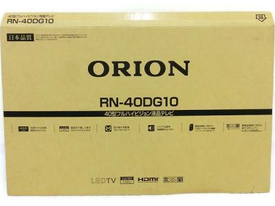 ORION フルハイビジョン液晶テレビ RN-40DG10