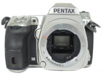 PENTAX K-5 デジタル 一眼レフ カメラ ボディ シルバー