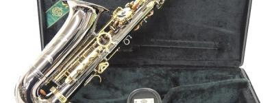 ORIENT オリエント アルト サックス ケース付 楽器 木管楽器
