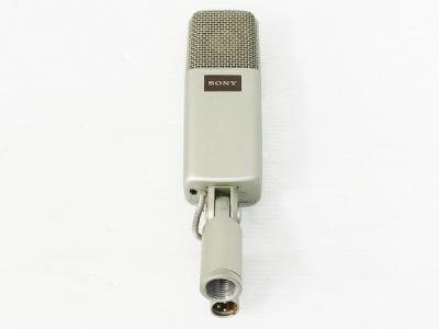 SONY 業務用オーディオ C-48 コンデンサーマイクロホン
