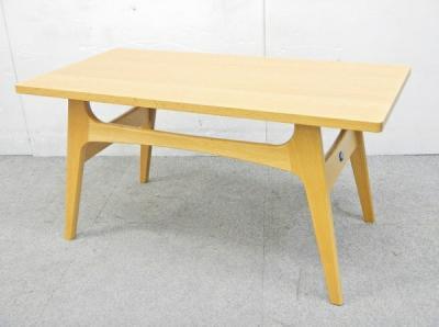 マルニ60 オークフレーム コーヒーテーブル キノママオーク 大型