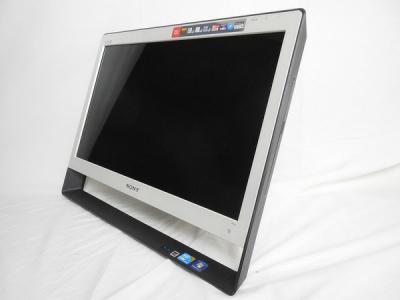 SONY ソニー VAIO Jシリーズ VPCJ128FJ/WI 一体型パソコン