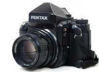 PENTAX 67II 中盤カメラ ペンタプリズムファインダー