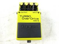 BOSS ボス TURBO Over Drive OD-2 エフェクター