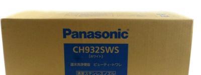 Panasonic CH932SWS 温水洗浄便座 ビューティートワレ