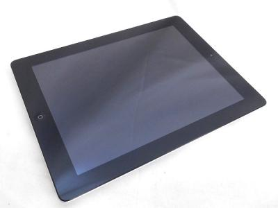 Apple iPad 2 MC769J/A Wi-Fi 16GB 9.7型 ブラック タブレットPC本体