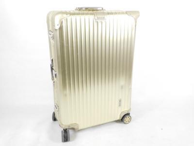 RIMOWA リモワ トパーズ チタニウム ゴールド 82L 4輪 スーツケース お得