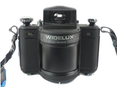 パノン WIDELUX 1500 フィルム カメラ ケース付
