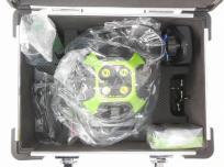 マイト グリーン レーザー墨出し器 MLS-443G 本体 受光器付