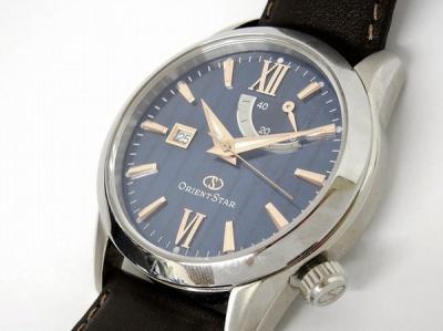 Orient Star WZ0351EL 自動巻 時計