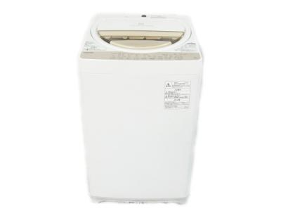 TOSHIBA 東芝 AW-6G3(W) 洗濯機 縦型 6.0kg グランホワイト