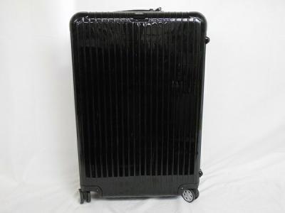 リモワ サルサ デラックス 105L 4輪 ブラック スーツケース