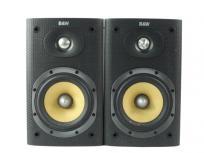 B&W DM600S3 ペア スピーカー 木目系 オーディオ 音響 機器