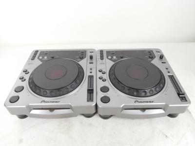 Pioneer パイオニア CDJ800 CDプレーヤー DJ機材 リミックス