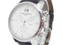 ボーム&メルシエ BAUME&MERCIER クラシマ クロノグラフ ビッグデイト 時計