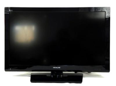 HITACHI 日立 Wooo L32-HP07 B 液晶テレビ 32V型 ブラック