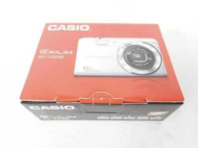 CASIO カシオ EXILIM EX-ZS28SR コンパクト デジタルカメラ シルバー