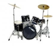 TAMA Drums Imperialstar ドラム セット 打楽器 楽器 音楽 椅子付