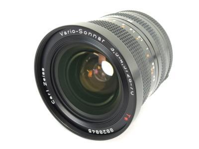 CONTAX Vario-Sonnar 28-70mm F3.5-4.5 Carl Zeiss レンズ 機器