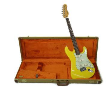 Fender Custom Stratocaster Jeff Beck Todd Krause ギター ケース付