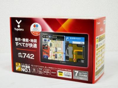 Yuplteru カーナビ YPB742 7型ワイド ユピテル