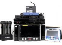第一興商 カラオケ DAM-XG7000 DAM-AD7000 TM20×2 一式