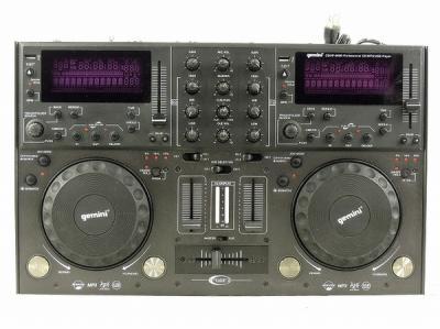 GEMINI ジェミナイ CDMP-6000 デュアルCDJプレーヤー