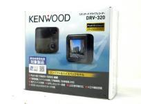 KENWOOD DRV-320 ドライブ レコーダー Full HD