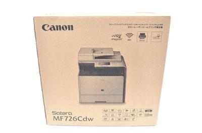Canon キャノン MF726Cdw カラーレーザー複合機