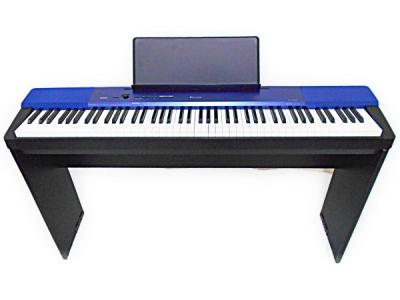 CASIO privia 電子ピアノ PX-A100 BE 箱 スタンド付