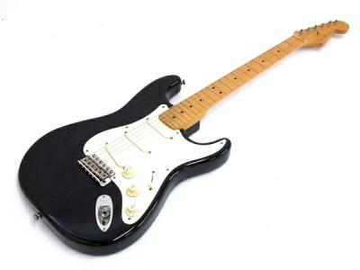 Fender USA American Artist Signatures Series Eric Clapton Black Stratocaster