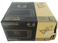 KENWOOD MDV-L504W 7型 彩速 ナビ ワイド モデル