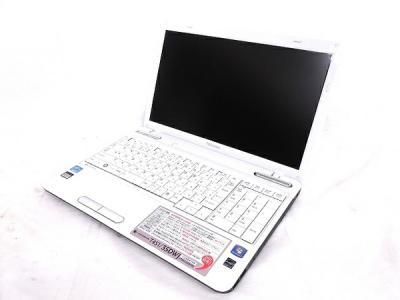 TOSHIBA dynabook T451/35DWJ PT45135DSFWJ i3 2.2GHz 4GB HDD750GB Win7 15.6型 ノート