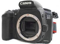 Canon EOS 20D デジタル一眼レフ デジタルカメラ